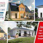 Hausbau Design Award 2019: Town & Country Haus mit 4 Häusern nominiert!