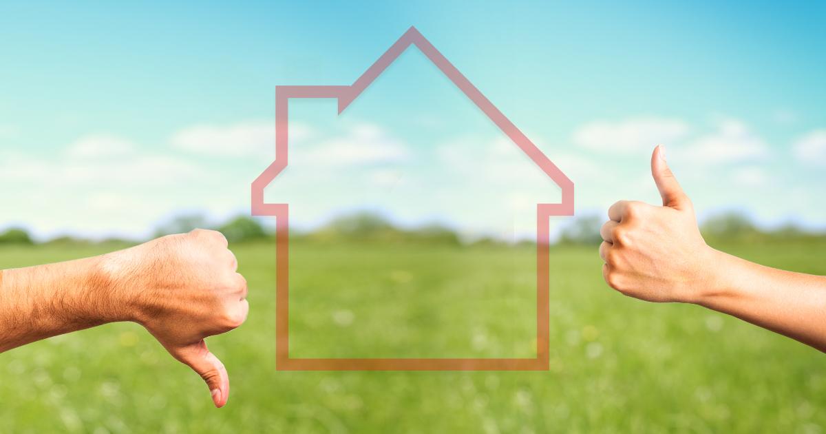 Stolperfallen bei der Grundstückssuche – woran erkennt man ein gutes Grundstück für den Hausbau?