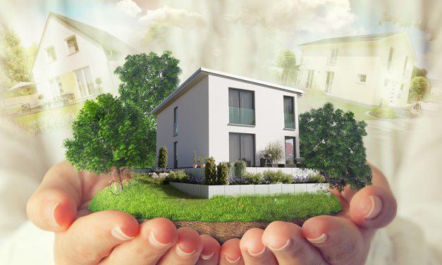 Kompakte Massivhäuser – eine Lösung für kleine Grundstücke und Baulücken