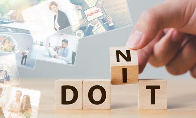 Erfolg kommt nicht von allein – Voraussetzungen für die erfolgreiche Franchise-Gründung