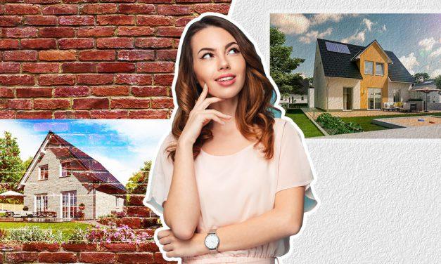 Klinker oder Putz – welches ist die beste Fassade für mein Massivhaus?