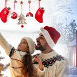 Bevor das Christkind vor der Tür steht – Tolle Ideen für eine Weihnachtsdeko am Massivhaus