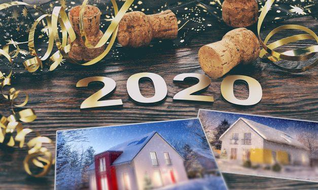 Was müssen Hausbesitzer rund um Silvester beachten?