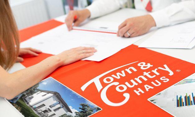 Rekordjahr 2019 für Franchise-System Town & Country Haus