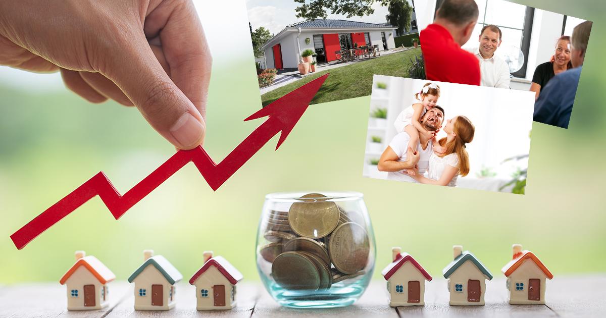 Bessere Konditionen für staatliche Baudarlehen – Förderbank KfW erleichtert den Bau von Eigenheimen