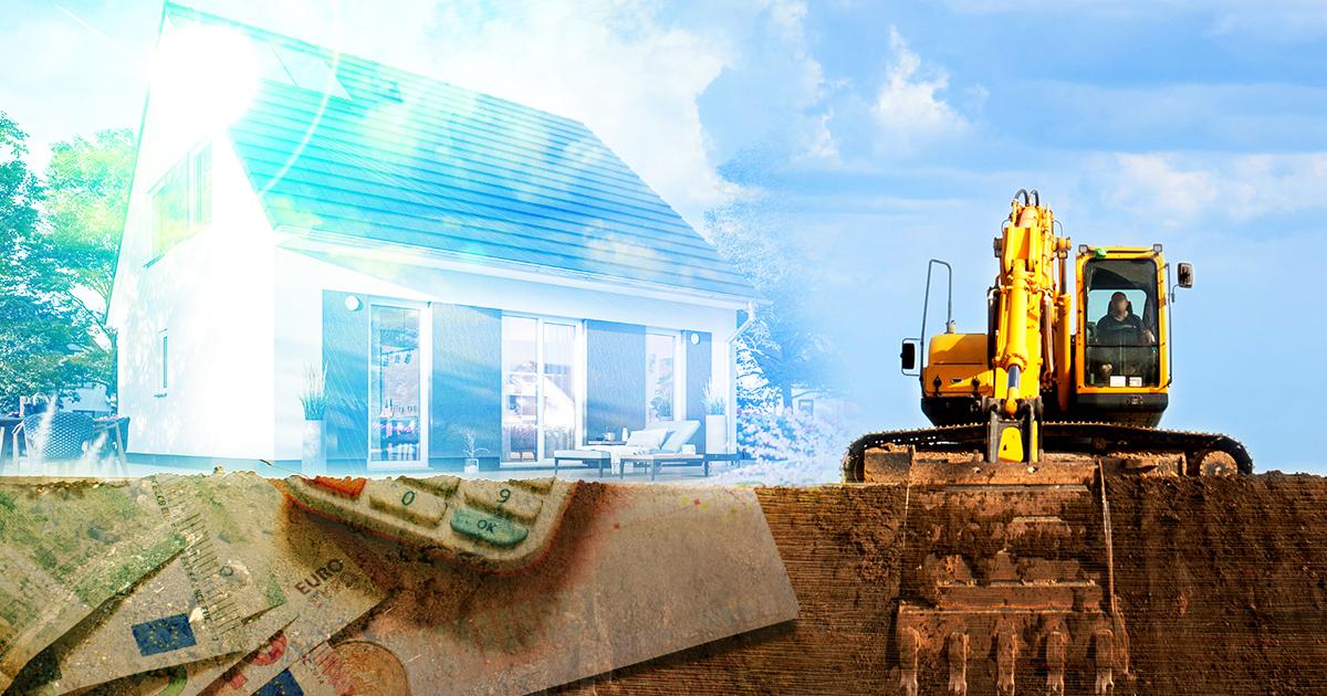 Bauen wird teurer: Bodenaushub und Entsorgung werden zum entscheidenden Kostenfaktor