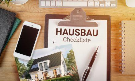 Checkliste Hausbau – In 10 Schritten zum Traumhaus