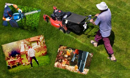 Wie viel Lärm ist im eigenen Garten erlaubt?