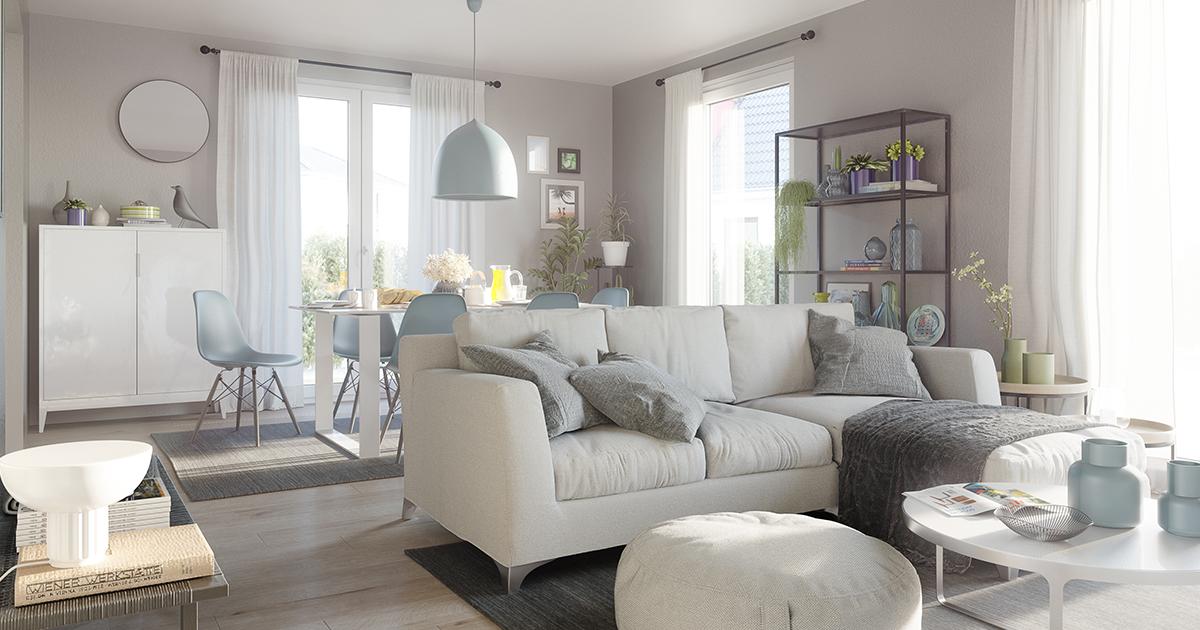 Wohntrends 2020: Möbel, Farben und Muster zum Wohlfühlen
