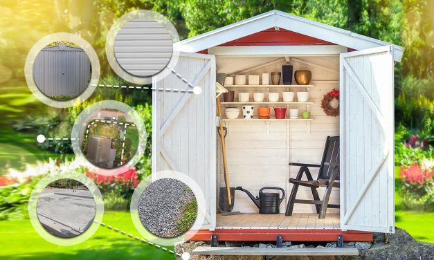 Eigenes Grundstück, eigenes Gartenhaus – Vorsicht, nicht alles ist erlaubt!