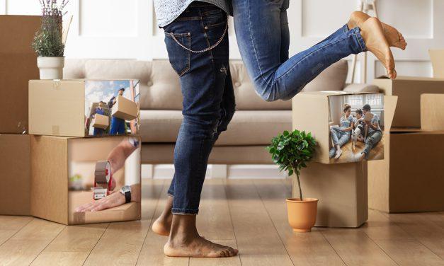 Ankommen, einziehen, wohlfühlen – 5 Tipps für einen stressfreien Umzug trotz Corona
