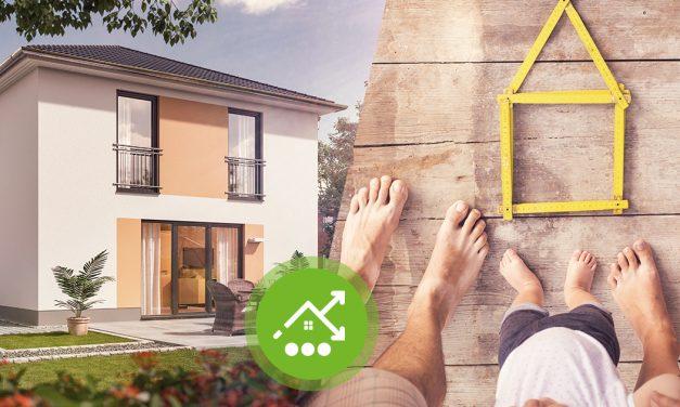 Bauen ist derzeit so teuer und so günstig wie noch nie! – Preisaufschwung wird erwartet
