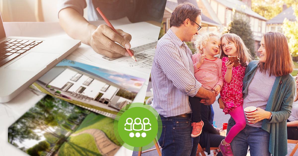 Für mehr Mitbestimmung der Bauherren: Partizipation als Bauprinzip!
