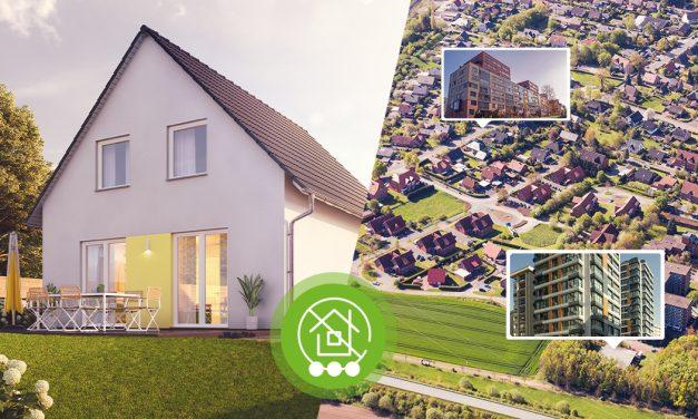 Das Problem mit dem Einfamilienhaus – droht das Ende des Bautyps?