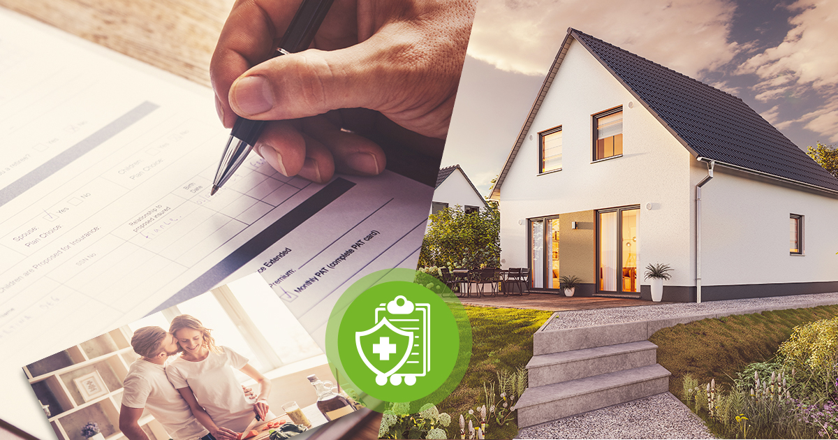 Eine Risikolebensversicherung zur Absicherung der Immobilie – sinnvoll?