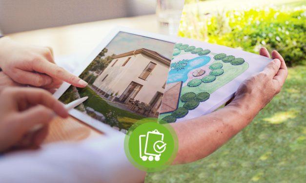 Hausbau und Gartenplanung: Am besten immer Hand in Hand