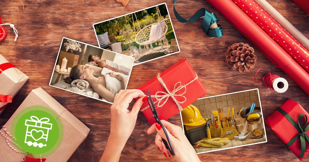 Die besten Weihnachtsgeschenke für (werdende) Bauherren