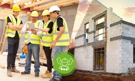 Baugewerbe im Aufwind: Wieder mehr Azubis