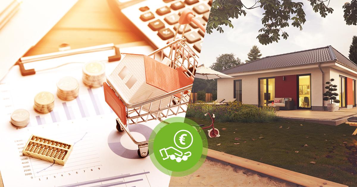 Mit diesen fünf Tricks sparen Sie bei der Baufinanzierung 2021