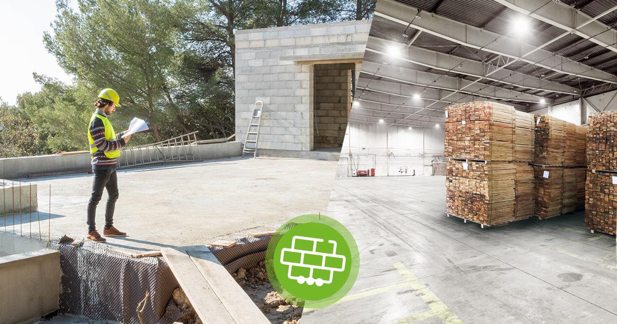 Die Baubranche im Ausnahmezustand: Baumaterial kaum noch verfügbar, aber dafür teurer