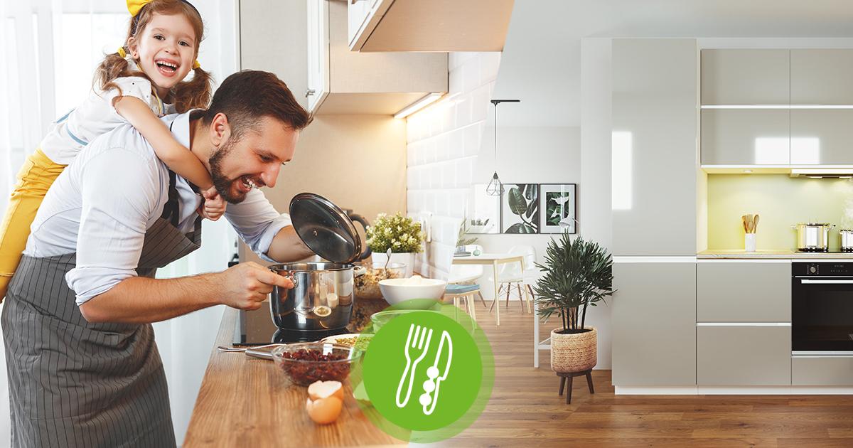 Trend und Lebenseinstellung zugleich: Minimalismus in Küchen