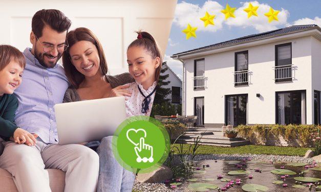 Handelsblatt zeichnet Town & Country Haus aus: Beste Kundenberatung 2021