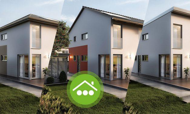 Bauen 2021: Das sind die beliebtesten Dachformen fürs Eigenheim