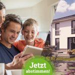 Hausbau Design Award 2021: Town & Country Haus braucht Ihre Stimme!