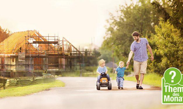 Thema des Monats August: Versicherungen – Jederzeit gut abgesichert