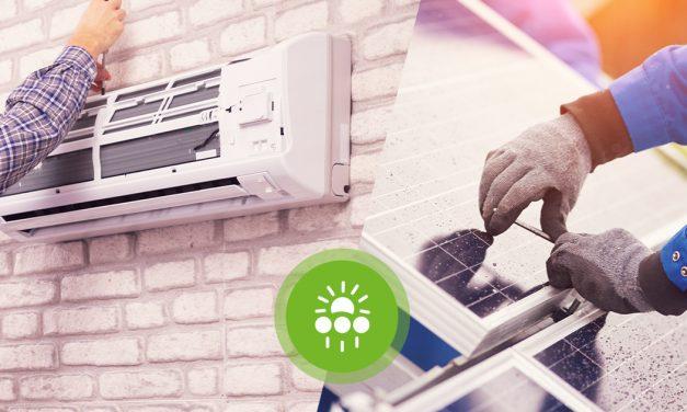 Wie man Hitze & Klimawandel beim Hausbau einplanen kann