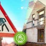 Baustellensicherung beim Hausbau: So gehen Sie vor